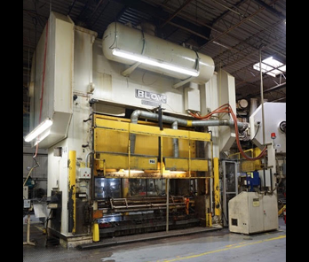 1200 Ton Blow Press
